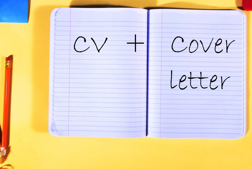 include a cover letter