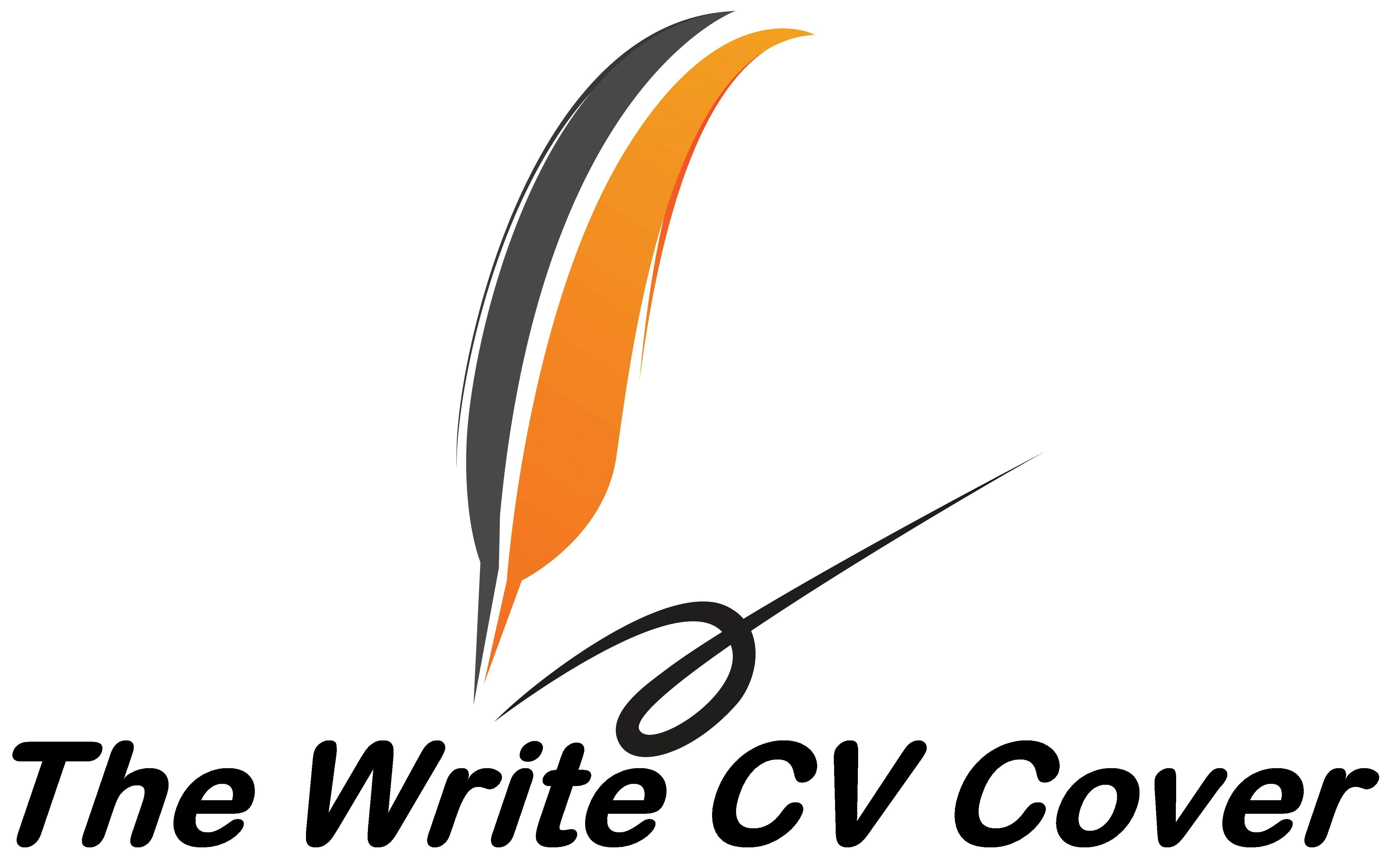 The Write CV Cover