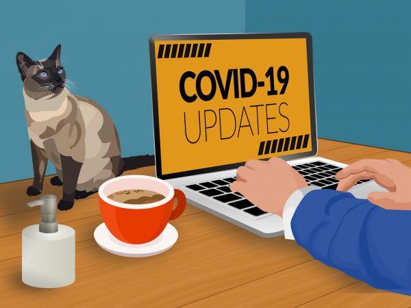 Covid-19 Lockdown: 5 Tips to Stay Focused and Positive While Working From Home